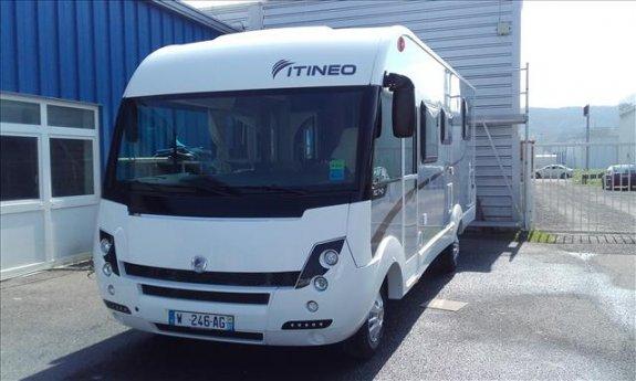 achat  Itineo Mb 740 EXPO CAMPING-CAR