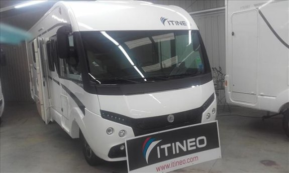 achat  Itineo Mc 740 EXPO CAMPING-CAR