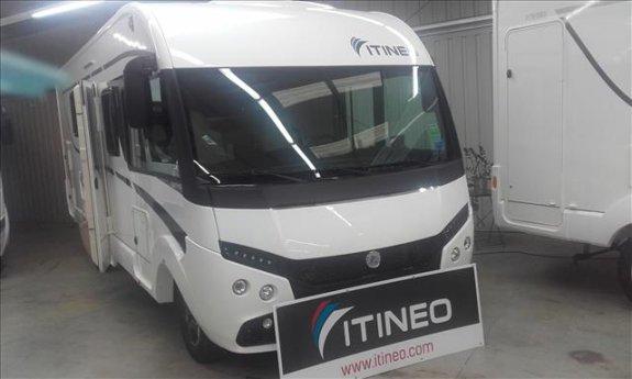 achat  Itineo SB 740 EXPO CAMPING-CAR