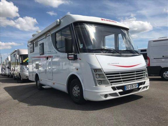dethleffs globebus i 15 occasion annonces de camping car en vente net campers. Black Bedroom Furniture Sets. Home Design Ideas