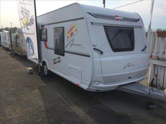 achat caravane / mobil home Burstner Averso 570 Ts WATTELIER LOISIRS