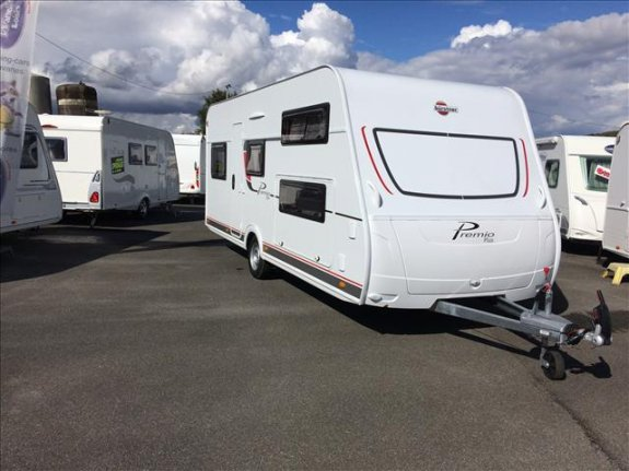 achat caravane / mobil home Burstner Premio 510 TK Plus WATTELIER LOISIRS