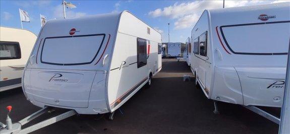 achat caravane / mobil home Burstner Premio 530 CLC WATTELLIER