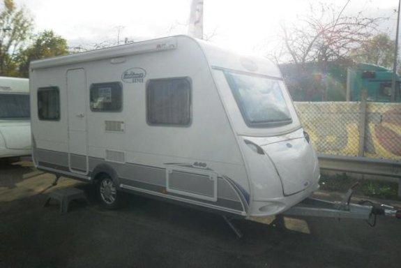 achat caravane / mobil home Caravelair Ambiance Style 440 WATTELIER LOISIRS