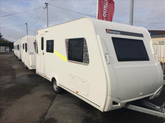 achat caravane / mobil home Sterckeman Evolution 440 Cp CLC WATTELLIER