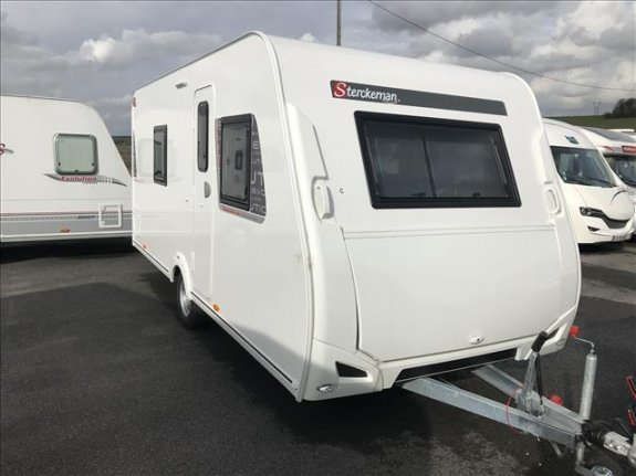 achat caravane / mobil home Sterckeman Evolution 470 Cp CLC WATTELLIER