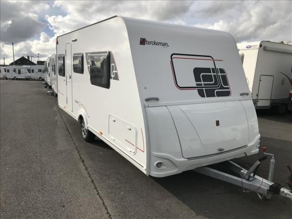 achat caravane / mobil home Sterckeman Starlett Comfort 480 CP WATTELIER LOISIRS