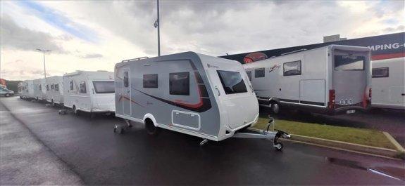 achat caravane / mobil home Sterckeman Starlett Graphite 430  CLC WATTELLIER