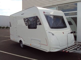 achat caravane / mobil home Sterckeman Starlett 420 CP Confort ESPACE LOISIRS TERRE ET MER
