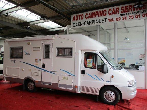 achat  Autostar Auros 80 AUTO CAMPING CAR SERVICE