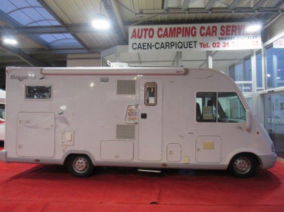 achat  Bavaria I 68 AUTO CAMPING CAR SERVICE