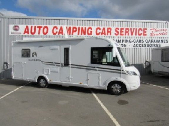 achat  Bavaria I 740 Style AUTO CAMPING CAR SERVICE