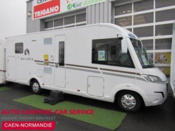 achat  Bavaria I 740 Style AUTO CAMPING CAR SERVICE