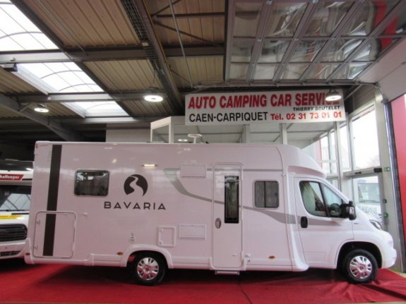 achat  Bavaria T 746 C Style AUTO CAMPING CAR SERVICE