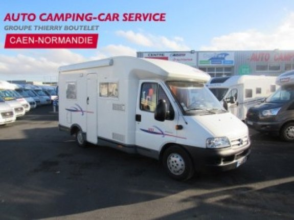 achat  Challenger 101 AUTO CAMPING CAR SERVICE
