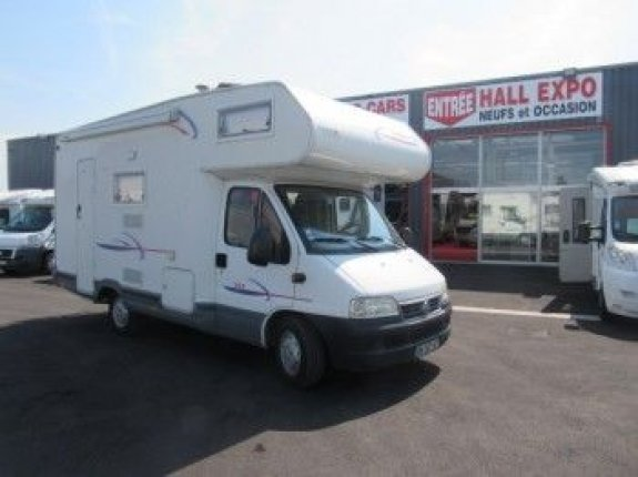 achat  Challenger 151 AUTO CAMPING CAR SERVICE