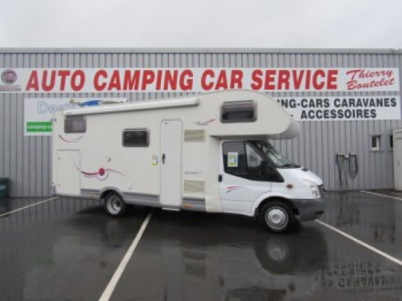 achat  Challenger Genesis 47 AUTO CAMPING CAR SERVICE