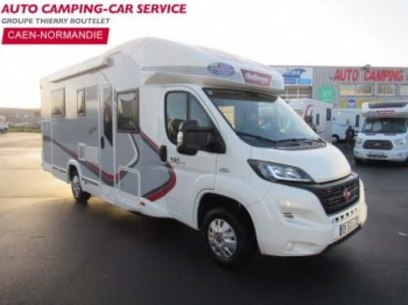 achat  Challenger Graphite 398 Xlb AUTO CAMPING CAR SERVICE