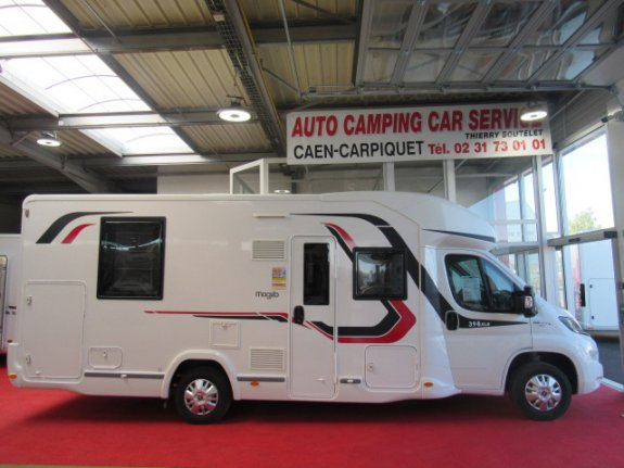 achat  Challenger Mageo 398 Xlb AUTO CAMPING CAR SERVICE