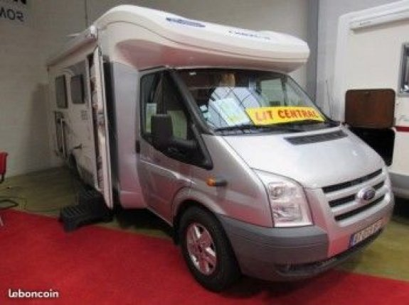 achat  Chausson Flash 12 Top AUTO CAMPING CAR SERVICE