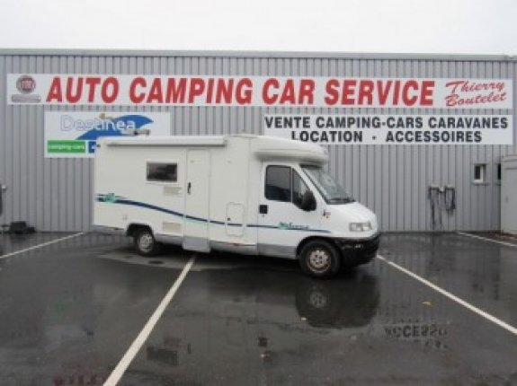 achat  Chausson Welcome 60 AUTO CAMPING CAR SERVICE