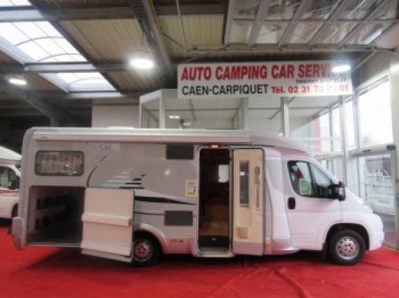 achat  Eriba Car Emotion 646 AUTO CAMPING CAR SERVICE