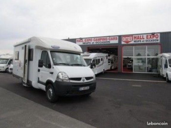 achat  Mooveo P 660 AUTO CAMPING CAR SERVICE