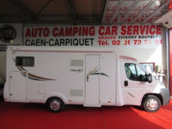 achat  Mooveo P 7 AUTO CAMPING CAR SERVICE