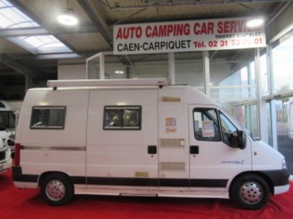 trigano occasion achat et vente de camping car net campers. Black Bedroom Furniture Sets. Home Design Ideas
