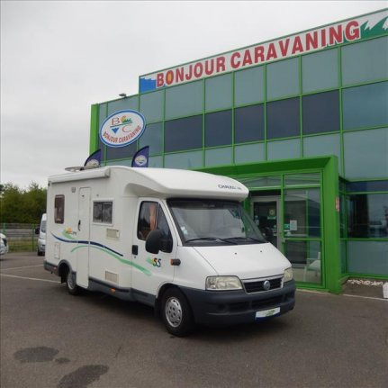 achat  Chausson Welcome 55 BONJOUR CARAVANING 35