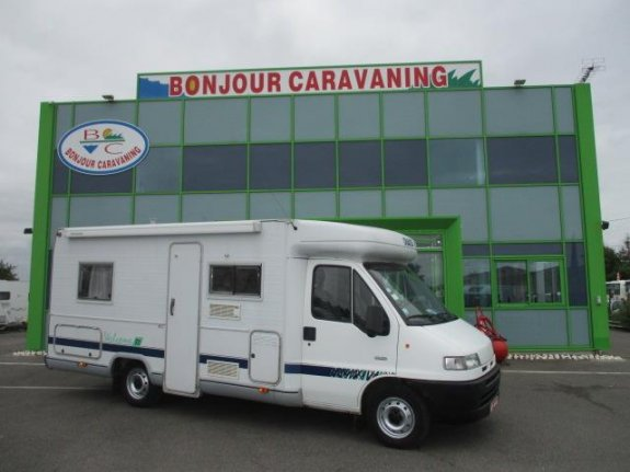 achat  Chausson Welcome 80 BONJOUR CARAVANING 35