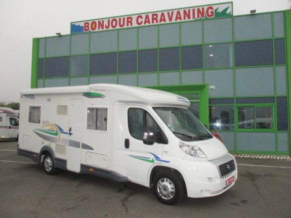 achat  Chausson Welcome 85 BONJOUR CARAVANING 35