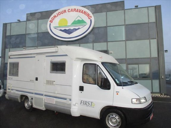 achat  Pilote First 62 BONJOUR CARAVANING 35
