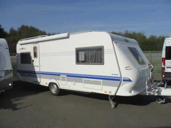achat caravane / mobil home Hobby 560 UFf Exclusive BONJOUR CARAVANING 35