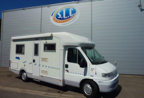 achat  Autostar 546 SLC 44 - LE MONDE DU CAMPING-CAR