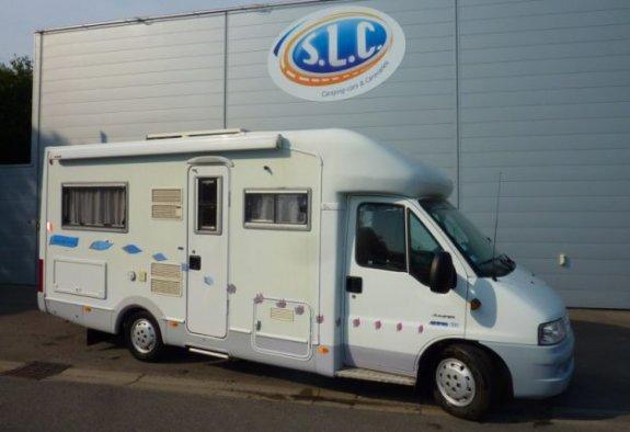 achat escc Autostar Athenor 458 Aldea SLC 44 - LE MONDE DU CAMPING-CAR