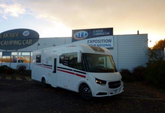 achat  Autostar I 730 LCA Passion SLC 44 - LE MONDE DU CAMPING-CAR