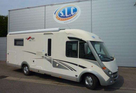 achat  Carthago Chic C-Line 5.0 SLC 44 - LE MONDE DU CAMPING-CAR