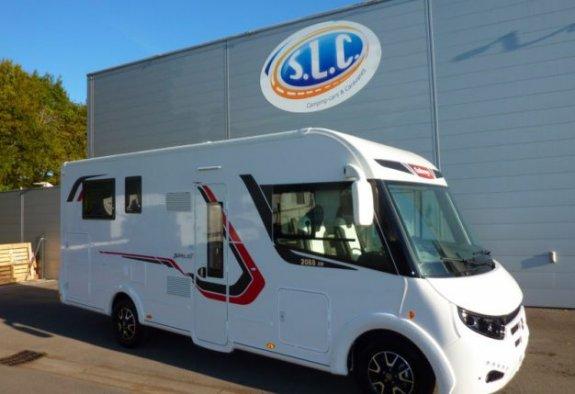 achat  Challenger Sirius 2088 SLC 44 - LE MONDE DU CAMPING-CAR