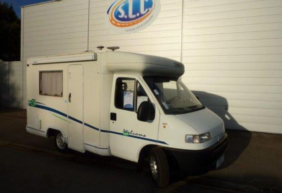 achat  Chausson Welcome 50 SLC 44 - LE MONDE DU CAMPING-CAR