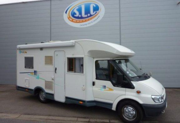 achat  Chausson Welcome 74 SLC 44 - LE MONDE DU CAMPING-CAR