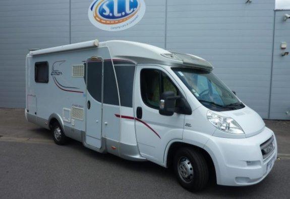 achat  Eriba 697 SLC 44 - LE MONDE DU CAMPING-CAR