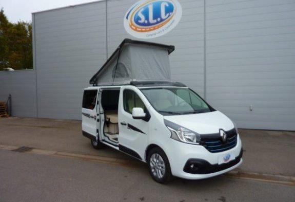 achat  Font Vendome Auto Camp SLC 44 - LE MONDE DU CAMPING-CAR