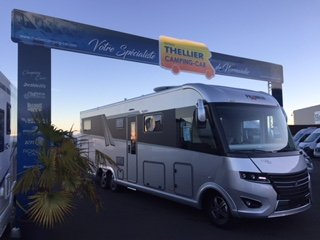 achat  Frankia I 890 Gd THELLIER CAMPING-CAR