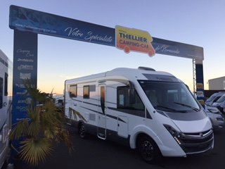 achat  Mobilvetta K Yacht 89 Tekno Line THELLIER CAMPING-CAR