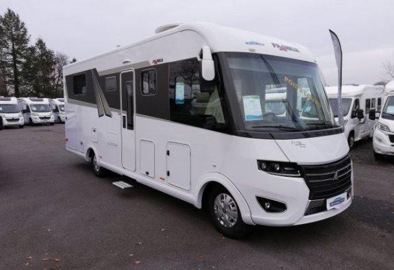 achat  Frankia I 790 QD CARAVANING CENTRAL NANTES - ATLANTIQUE CAMPING-CAR