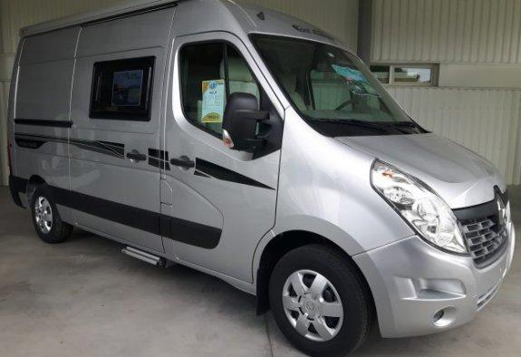 achat  Font Vendome Master Van Xs SLC 85 - LE MONDE DU CAMPING-CAR