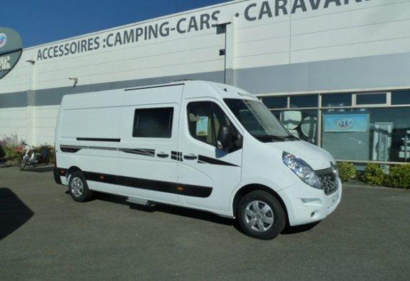 achat  Font Vendome Mastervan SLC 85 - LE MONDE DU CAMPING-CAR