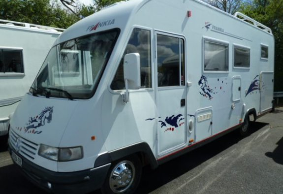 achat escc Frankia I 7000 SLC 85 - LE MONDE DU CAMPING-CAR