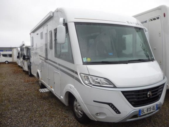 bavaria i 700 gj style occasion porteur fiat ccs 35l 130 cv clim diesel camping car vendre en. Black Bedroom Furniture Sets. Home Design Ideas